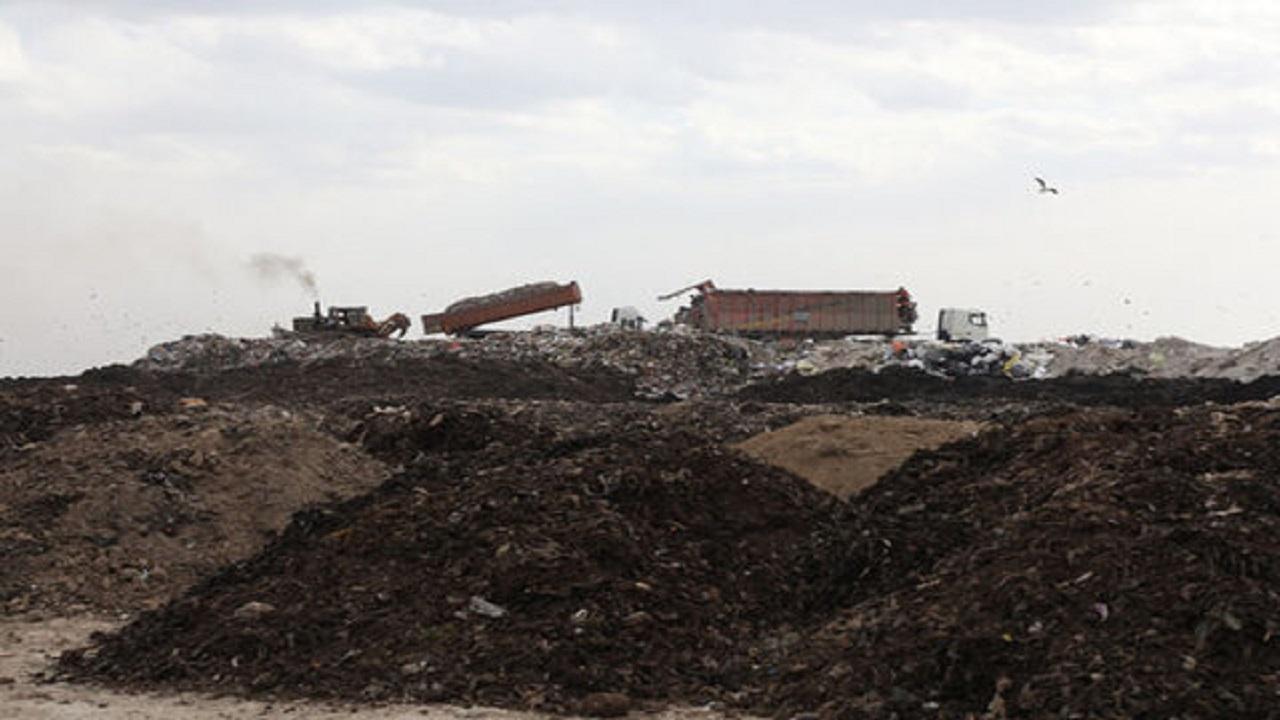 تولید روزانه ۱۵۰۰ تن زباله در مرکز دفع حلقه دره