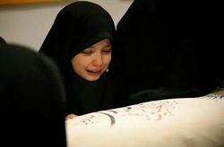 جمله زیبایی که شهید مدافع حرم در خواب به دخترش گفت