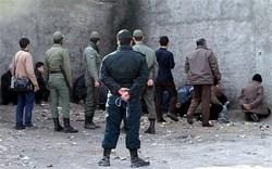 اجرای طرح جمع آوری معتادان متجاهر در زنجان