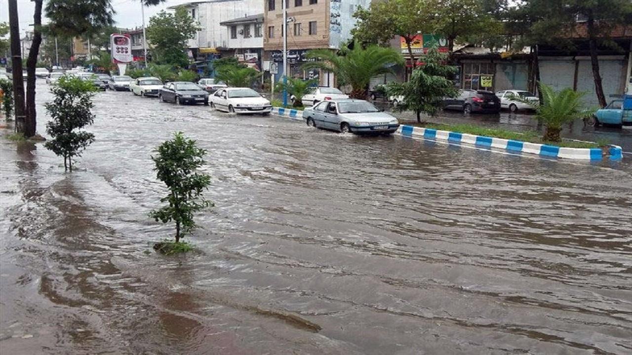 هشدار  هواشناسی نسبت به بارش های رگباری در ارتفاعات جنوب سیستان و بلوچستان