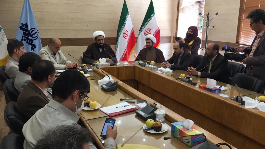 قدرانی نماینده ولی فقیه در استان همدان از فعالان رسانه ای عرصه سلامت