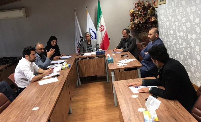 برگزاری دومین جلسه شورای فنی دو و میدانی