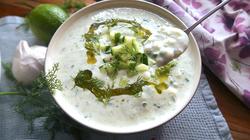 طرز تهیه سوپ ماست و خیار؛ برای روزهای گرم تابستان