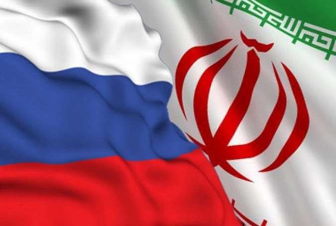 امنیت در منطقه به نفع ایران و روسیه است