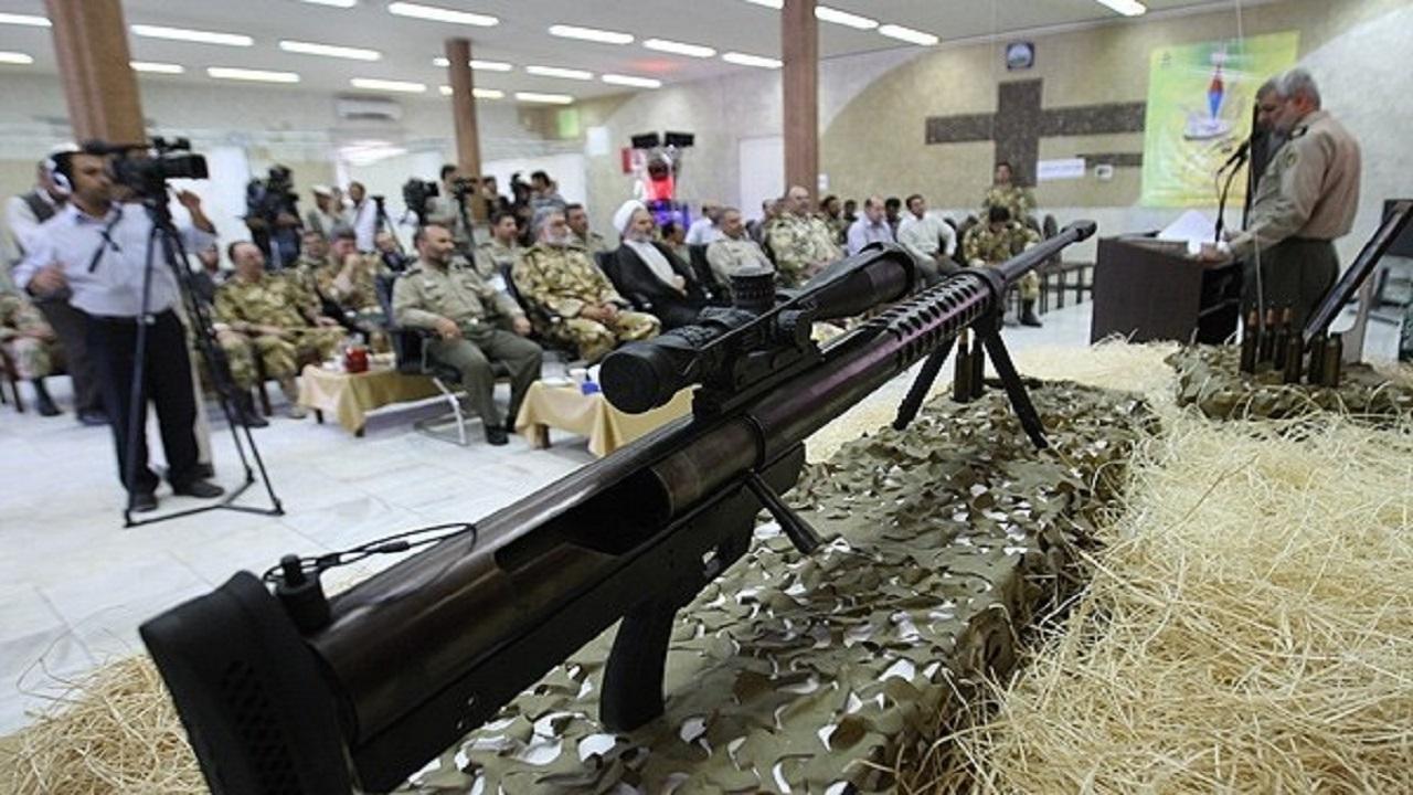 شاهر ایرانی؛ نخستین تفنگ تکتیرانداز سنگرشکن بومی + تصاویر