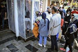 باشگاه خبرنگاران - حال و هوای بازار تهران