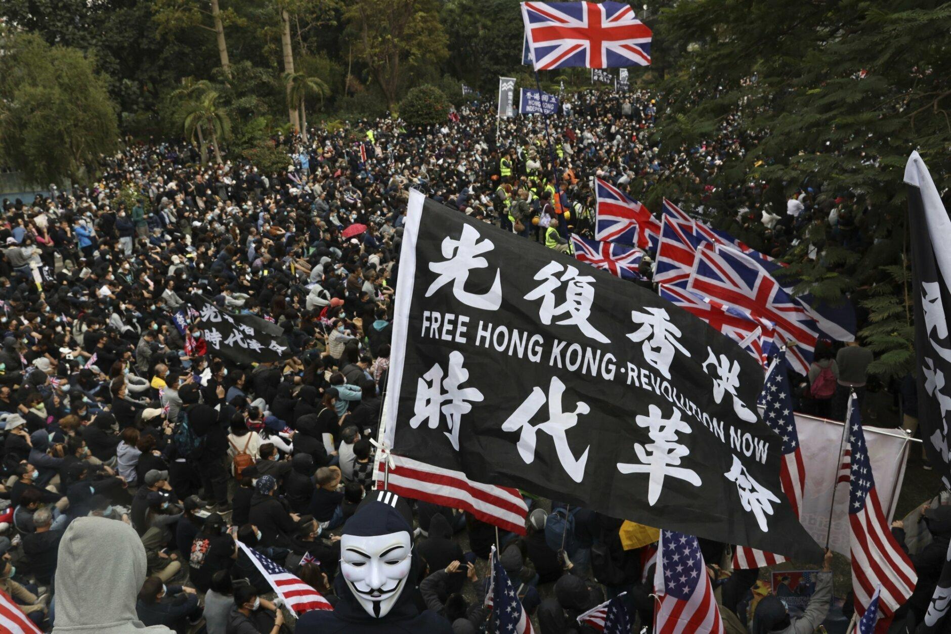 از میناپولیس تا هنگ کنگ؛ نعل وارونه آمریکا بر حقوق بشر