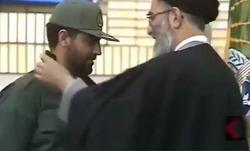 ویدئویی از اعطای درجه سرتیپی به شهید سلیمانی توسط رهبر انقلاب