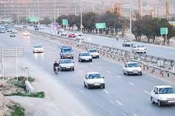 افزایش حجم تردد در محورهای مواصلاتی استان زنجان