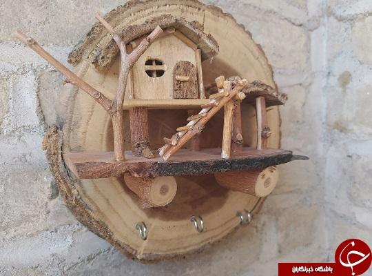 تصاویری دیدنی از نمایشگاه صنایع دستی در  تربت حیدریه