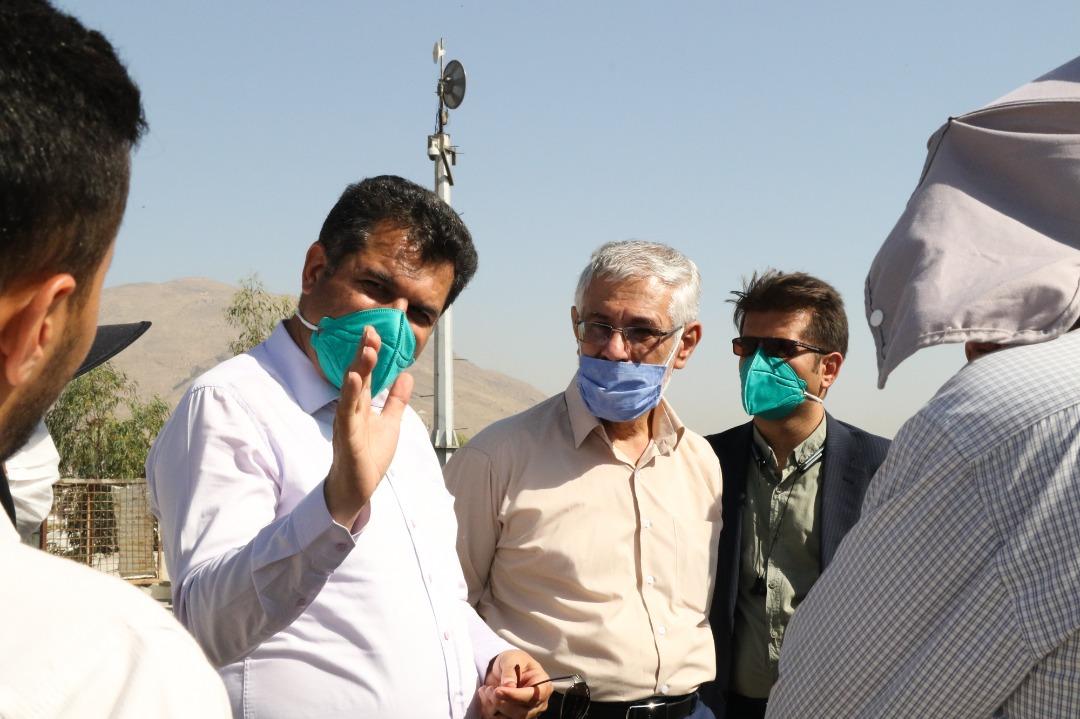 چندین پروژه عمرانی شیراز تا شهریور افتتاح میشود