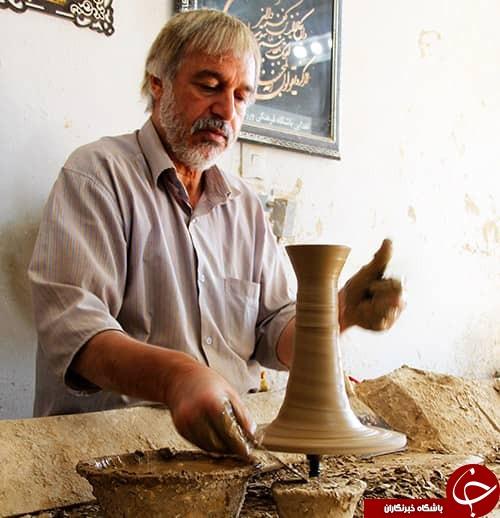 روستای مند گناباد مهد سفال ایران