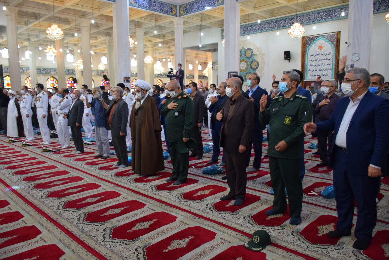 عزاداری گیلانیها در سالگرد رحلت امام دلها + تصاویر