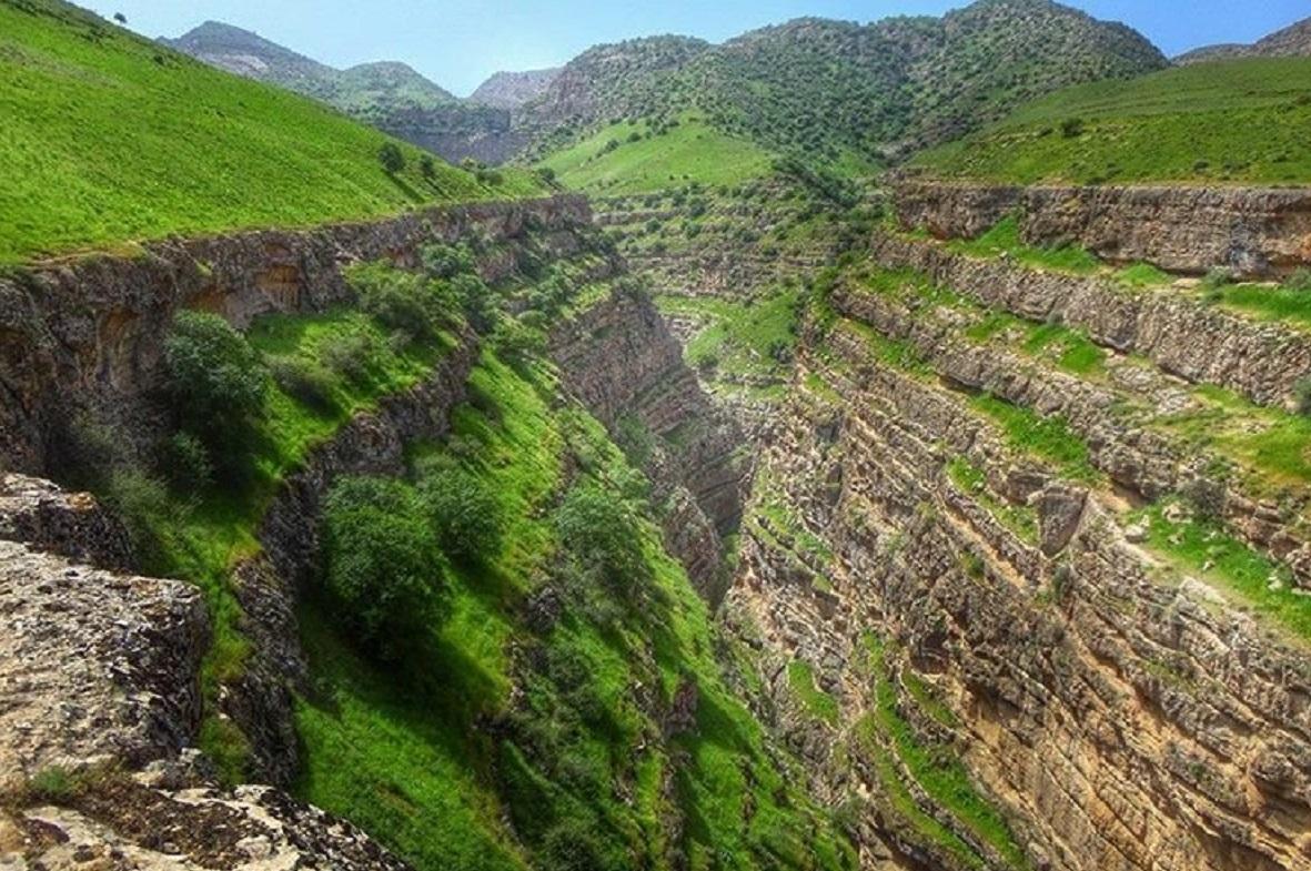 طبیعت دره دامچی درگز
