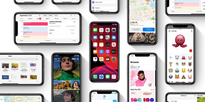 کدام دستگاهها از iOS 14 پشتیبانی میکنند؟