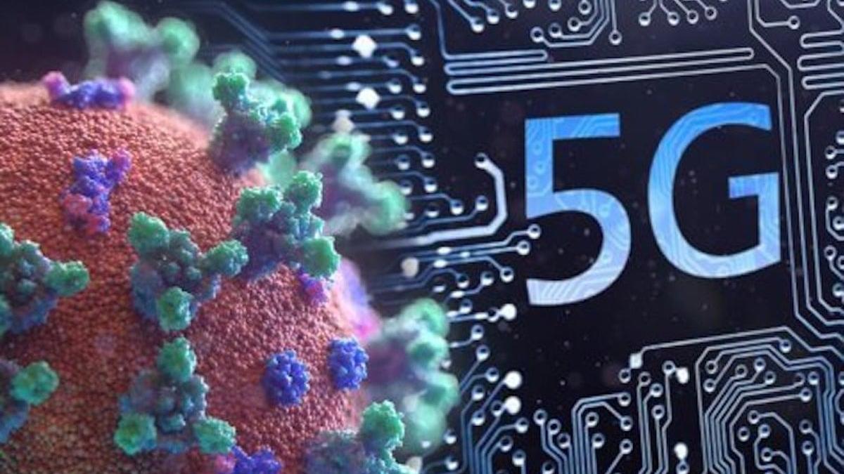 آیا اینترنت 5G دلیل شیوع ویروس کرونا است؟