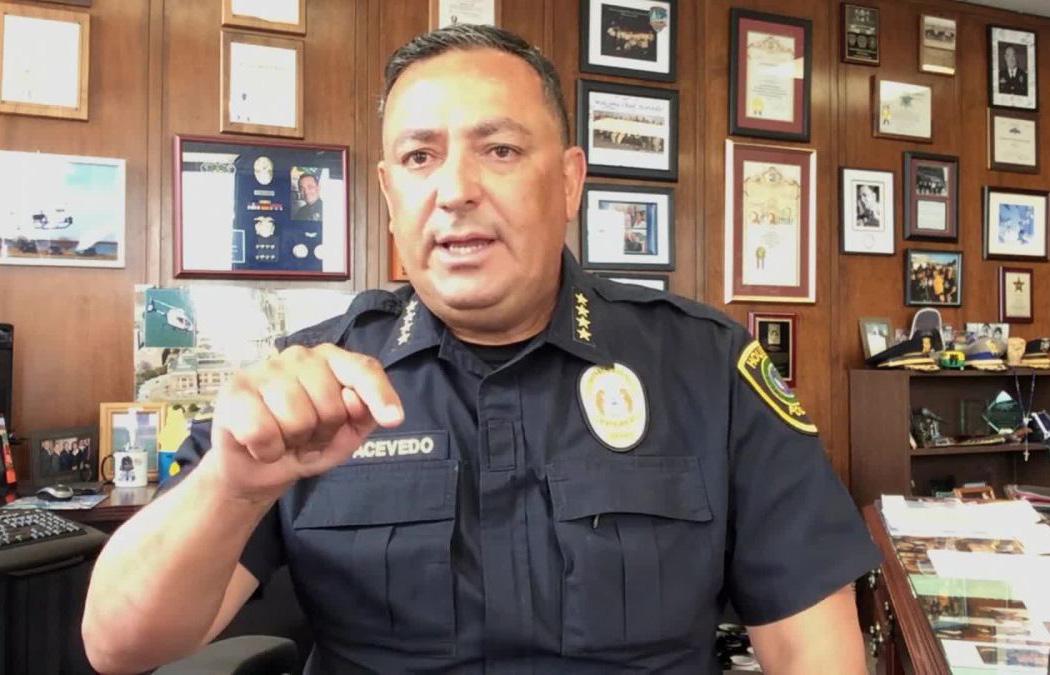 رئیس پلیس هیوستون