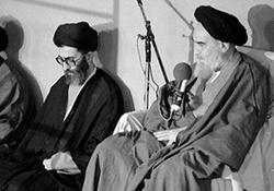 انتشار برای نخستین بار / ماجرای دیدار محرمانه آیتالله خامنهای با امامخمینی(ره)