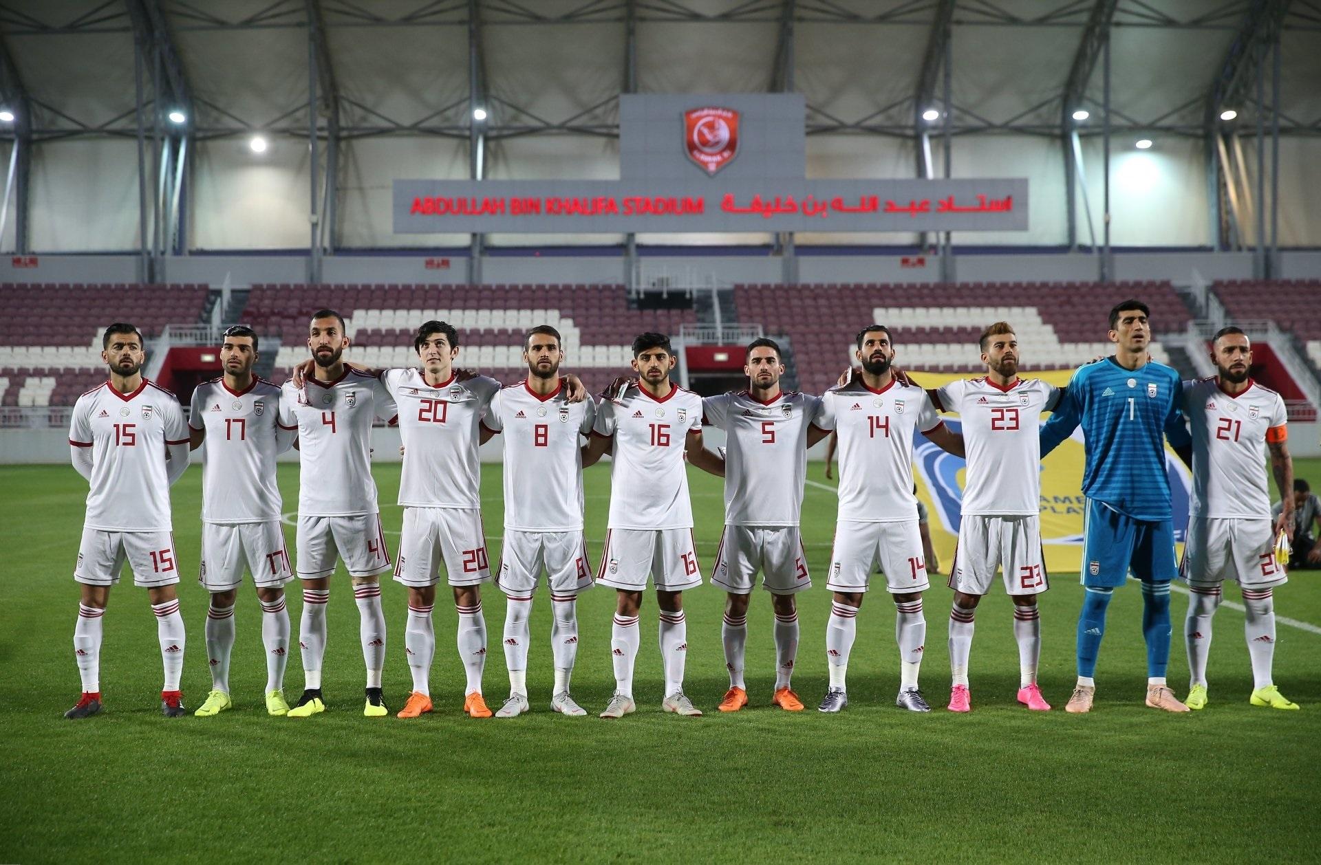 زمان برگزاری ۴ بازی تیم ملی ایران در انتخابی جام جهانی ۲۰۲۲