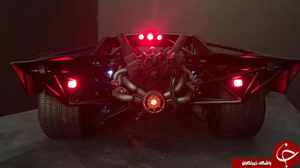 انتشار تصاویر مدل بتمبیل جدید در فضای مجازی