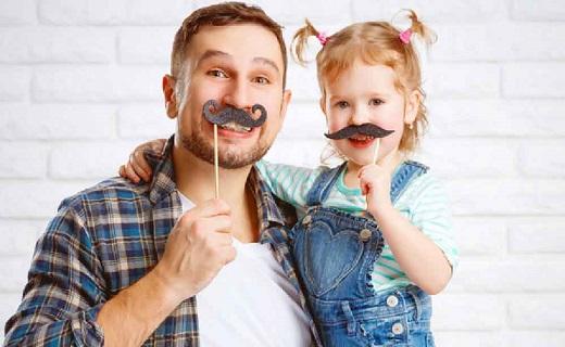 رابطه بین پدر و دختر