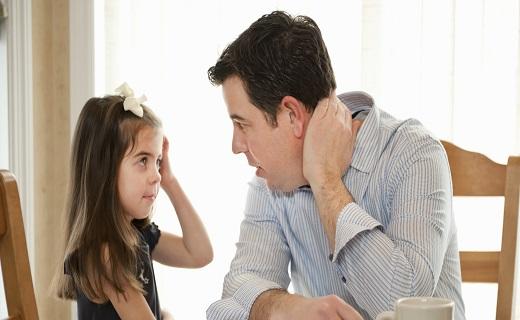 رابطه صمیمی بین پدر و دختر