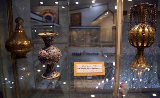 آغاز میزبانی موزه حرم حضرت معصومه(س) با ۵۵۰۰ اثر تاریخی +تصاویر