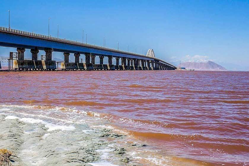 صفر تا صد احیای دریاچه ارومیه/ حال خوش این روزهای دریاچه