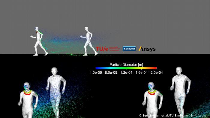 آیا فاصله یک و نیم متری برای ورزش همگانی از ابتلای احتمالی به کرونا جلوگیری میکند؟