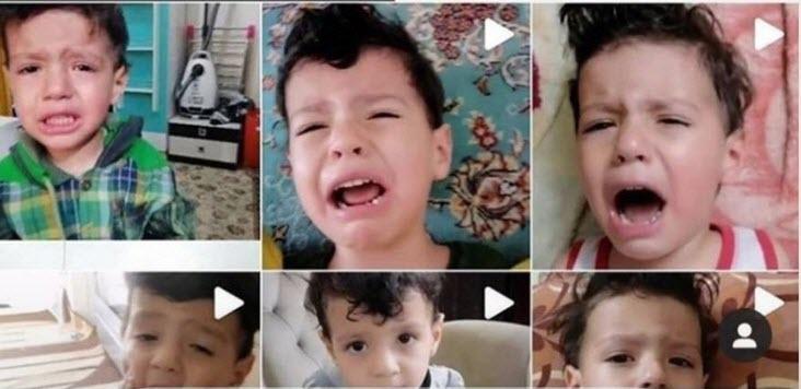 #کودک_آزاری|خشم کاربران به رفتار بیرحمانه مادر مشهدی با کودکش