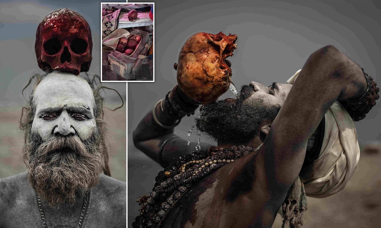 قبیله آدم خوار هندی