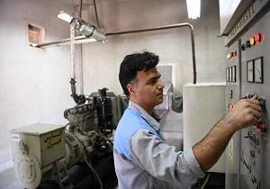 ۲ دستگاه مولد برق در مجتمع بندری امام خمینی (ره) تعمیر شدند