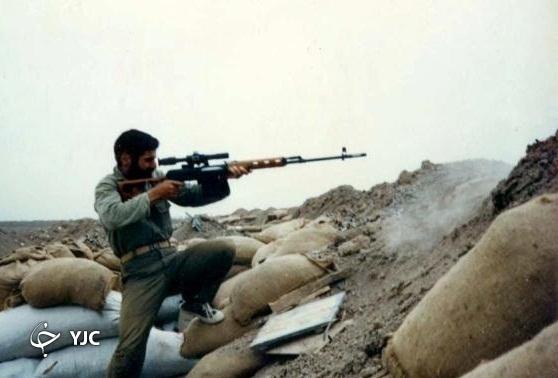 تفنگ تکتیرانداز هویزه؛ سلاحی فراتر از ام ۸۲ آمریکایی + تصاویر