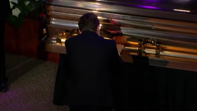 تشییع جنازه جورج فلوید