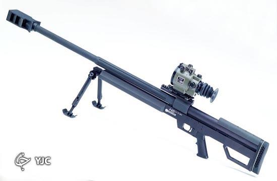 سلاح تکتاب؛ تکتیراندازی که هر هدفی را وادار به تسلیم میکند/ سلاح تکتیرانداز تکتاب؛ حریف ایرانی بالگردهای پیشرفته + تصاویر