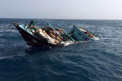 ۴ خدمه نجات یافته شناور بهبهان وارد مرز شلمچه شدند