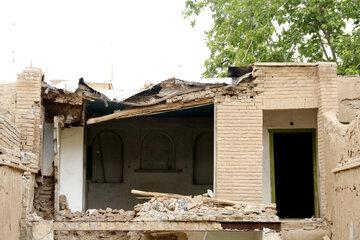 تاریخ مدفون شده در خانه های سنتی/هرخانه قدیمی گویای بخشی تمدن اصیل ایران