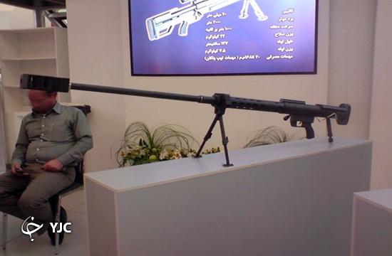 طاهر؛ سلاحی که ایران را در قله افتخار قرار دارد/ تکتیرانداز طاهر، سبکترین سلاح نزاجا + فیلم و تصاویر