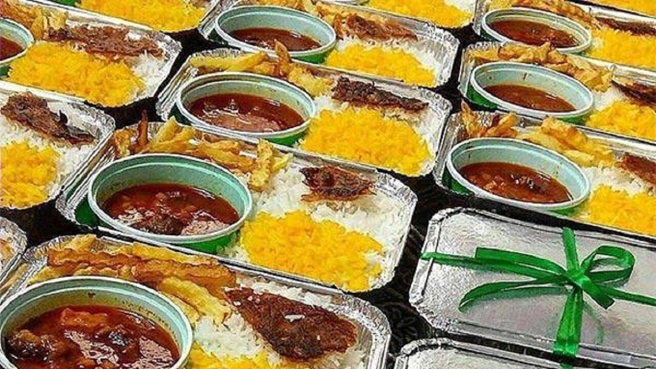 توزیع ۲۳ هزار پرس غذای گرم بین نیازمندان
