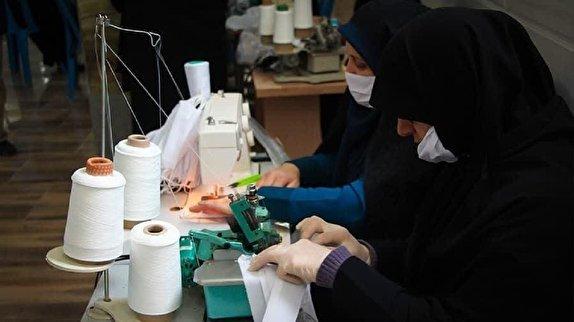 موج مهربانی در حوزه علمیه خواهران الزهرا (س) قروه + فیلم