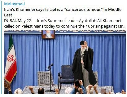 بازتاب بیانات مقام معظم رهبری درباره روز قدس در رسانههای خارجی