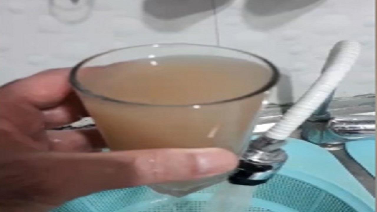 آلودگی آب آشامیدنی در «چمگلک» اندیمشک + فیلم
