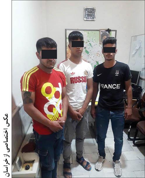 عاملان جنایت درنزاع خیابانی بهدام افتادند