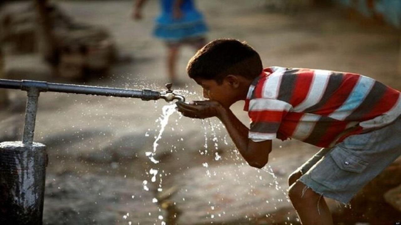 جاری شدن آب در لولههای اهالی غیزانیه/روستا به روستا آبرسانی انجام میشود
