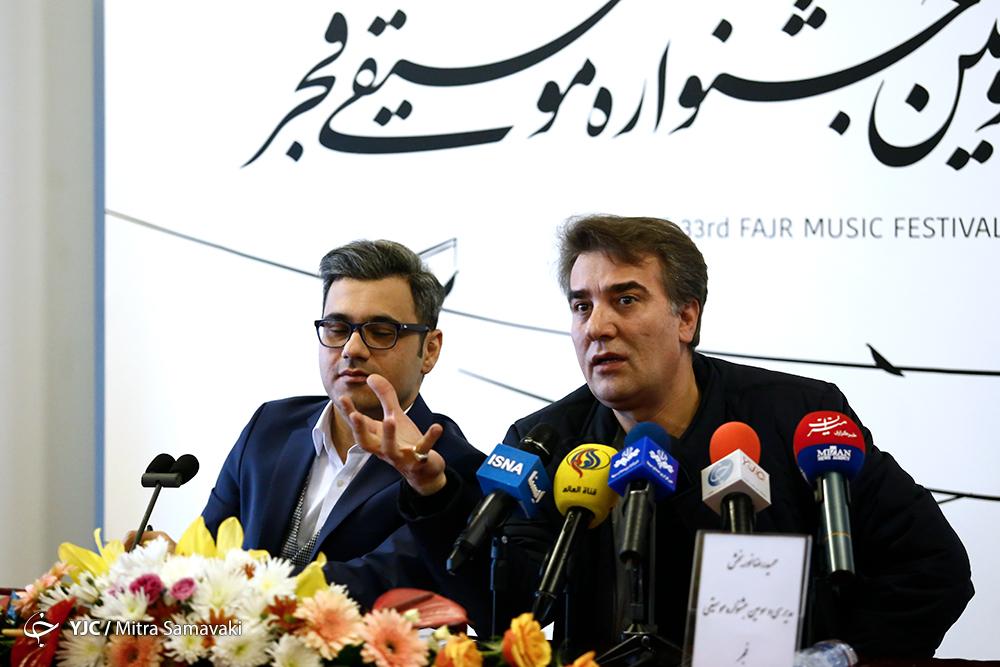 حمید نوربخش مدیر خانه موسیقی