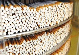 دود سیگار قاچاق به چشم قاچاقچی رفت