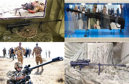 سلاح سیاوش ایرانی رقیب جدی اسناپیرهای غربی + تصاویر