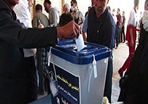 انتخابات مجامع جمعیت هلال احمر در قم برگزار شد