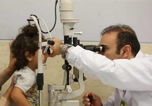 اجرای طرح پیشگیری از تنبلی چشم کودکان از نیمه دوم تیرماه
