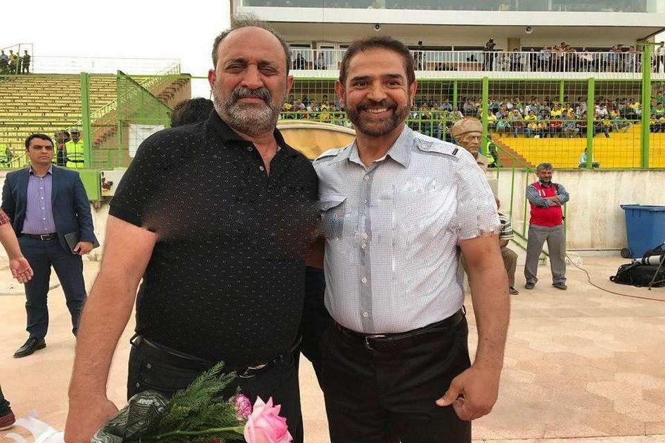 همراه با اکبر اوتی در دیار انزلیچیها
